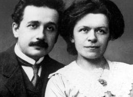 اكتشفت موهبته وسجلت اختراعاتها باسمه فتخلى عنها بعد الشهرة.. الحياة المنسية لزوجة أينشتاين