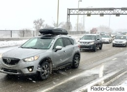 Météo: soirée difficile à prévoir sur les routes du Québec
