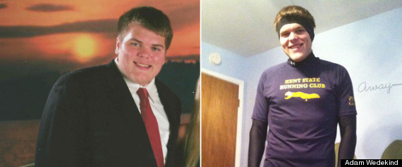 Weight Loss Success Adam Wedekind