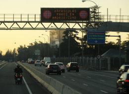 El número de muertos en carretera sube por primera vez en 13 años