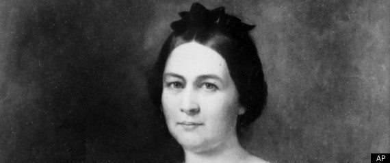 Mary Todd Lincoln Portrait Fraud