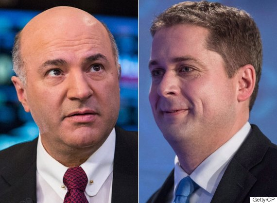 kevin oleary andrew scheer