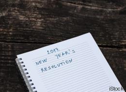 Versuchen wir's im neuen Jahr einmal mit Vorsätzen für die Welt statt für uns selbst