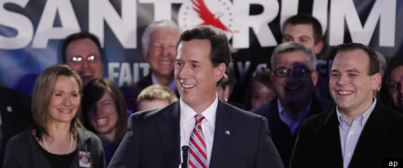 Rick Santorum Michigan