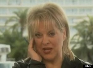 Nancy Grace Whitney Houston