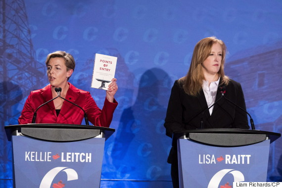 lisa raitt kellie leitch