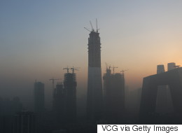Cette impressionnante vidéo accélérée de la pollution envahissant Pékin est devenue virale