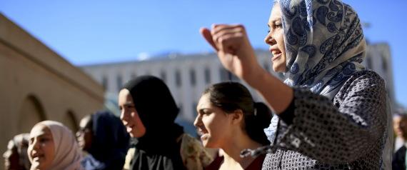 MUSLIM WOMEN IN FRANCE