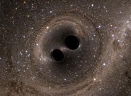 ما علاقة الزمكان بالثقوب السوداء؟.. شاهد هذا الشرح المبسط