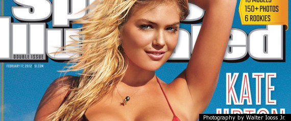 Kate Upton Swimsuit Issue Cover
