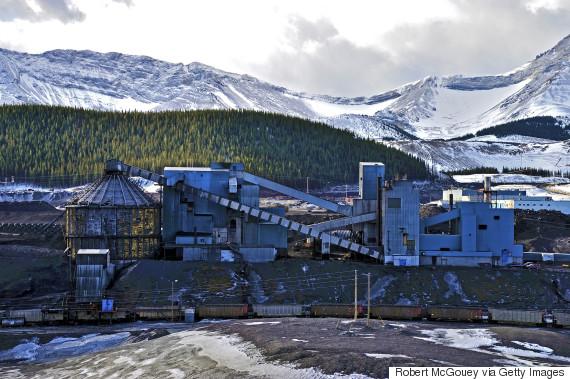 coal plant alberta