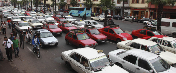 TAXIS MOROCCO