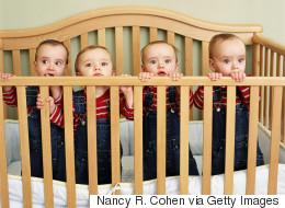 Cette mère de quadruplées résume son quotidien en 30 secondes