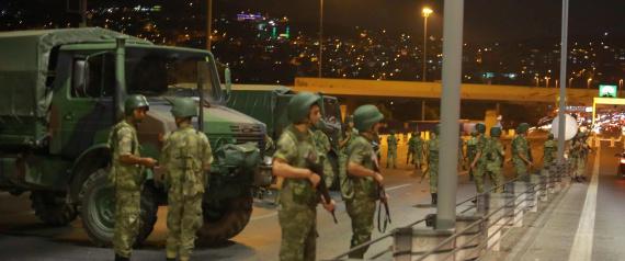 TURKEY 15 JULY