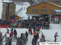 Le ski: enfin un sport rassembleur!
