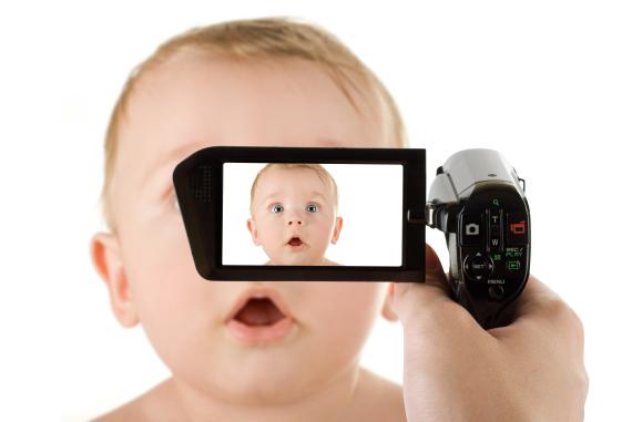 camera photo kid