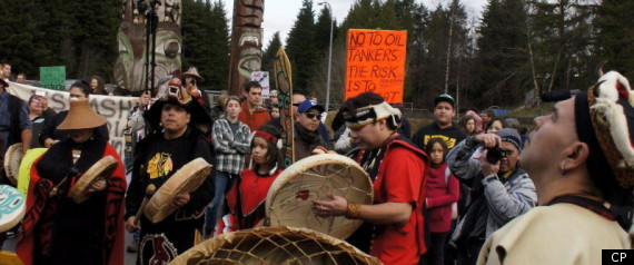 Northern Gateway Enbridge Cash First Nations