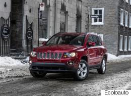 Les sept véhicules avec le plus haut taux d'insatisfaction, selon Consumer Reports