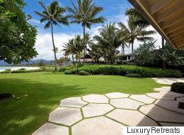 오바마의 하와이 휴양지는 이렇게 생겼다(사진/영상)