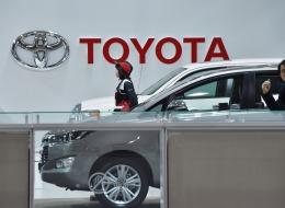 Trump n'a pas incité Toyota à investir au Kentucky