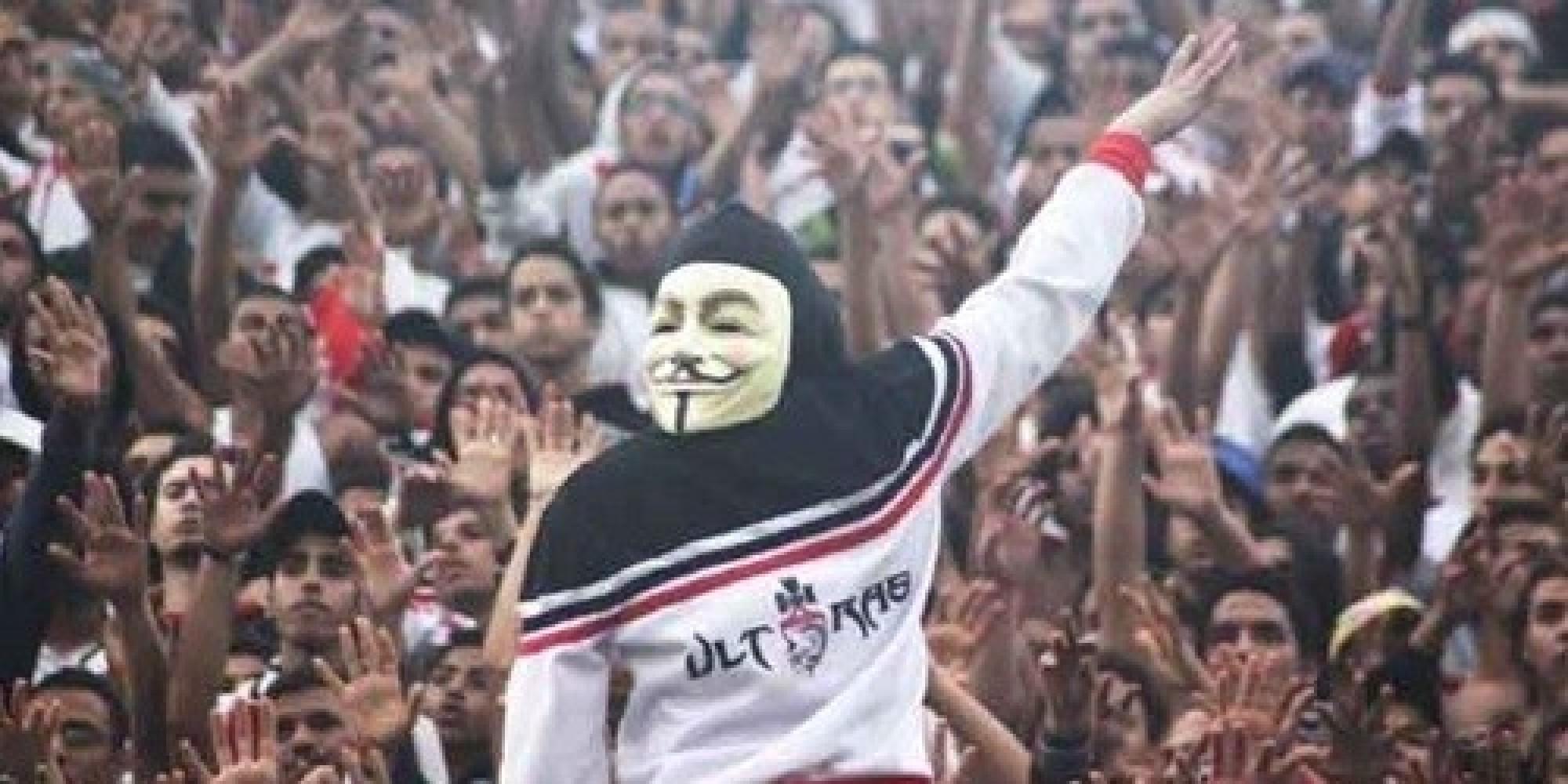 الحرية للألتراس.. الحرية لمصر بدر الدين عطية
