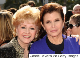Stars Gather To Mourn Carrie Fisher And Debbie Reynolds