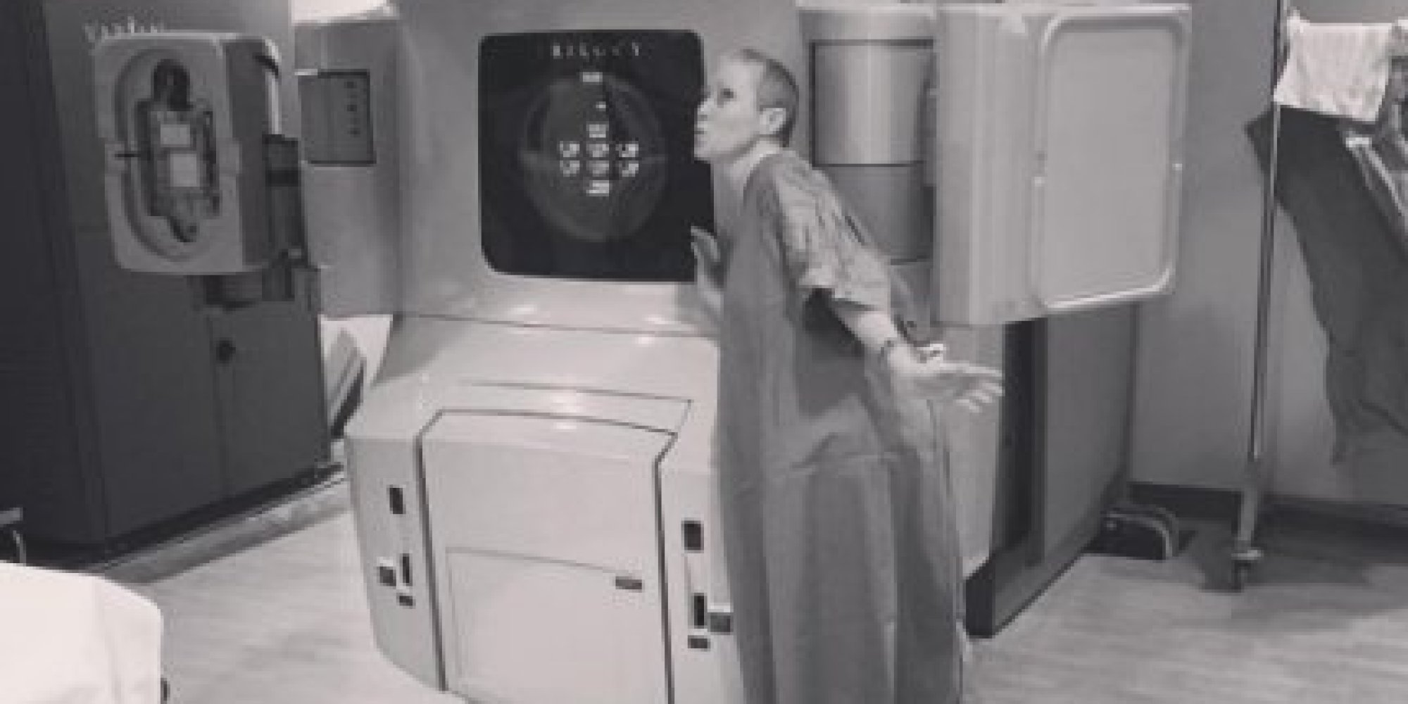 Shannen Doherty Writes Tribute To Radiation Therapy Machine Dubbed 'Maggie'