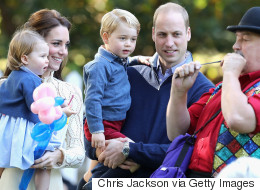 Royal Family Reveals Their Adorably Candid Christmas Card