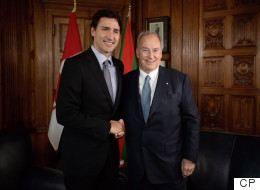 Trudeau Concedes He Used The Aga Khan's Private Helicopter On Vacation