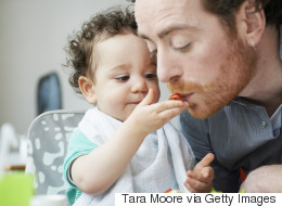 Easy Ways New Dads Can Fight Weight Gain