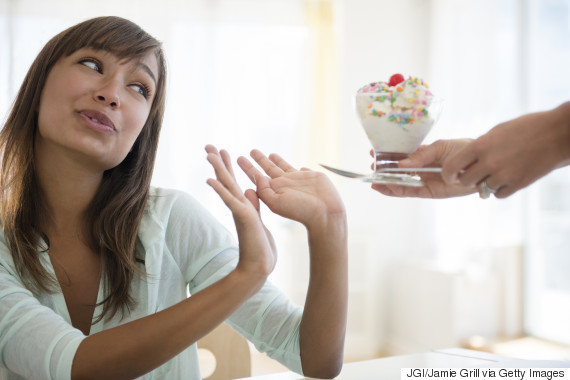 avoiding dessert