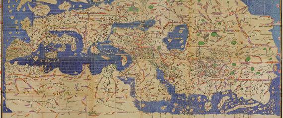 MAP OLD ISLAMIC