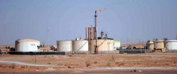 OIL ALGERIA
