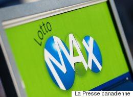 Le gros lot de 55 millions $ de Lotto Max a été remporté