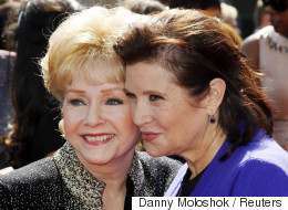 Carrie Fisher And Debbie Reynolds Are Buried Together