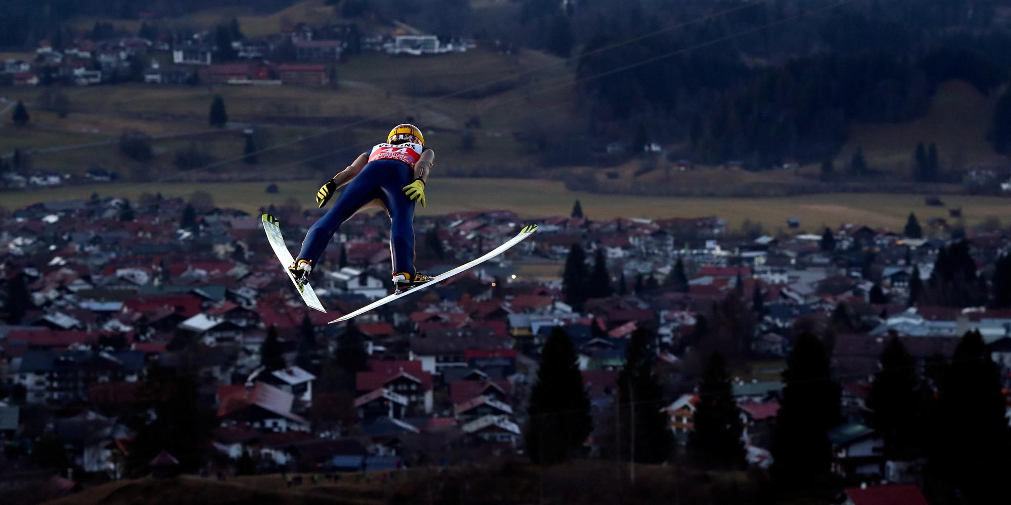 skispringen live stream