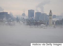 Alerte au smog dans la région de Montréal