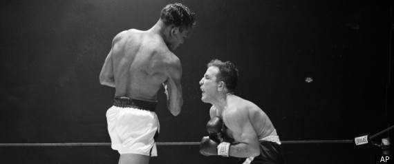Sugar Ray Robinson Jake Lamotta