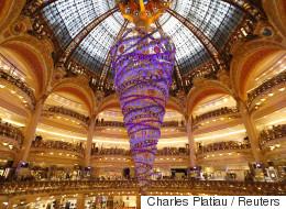 파리 백화점, 이제 일요일에도 문 연다