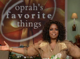 Oprah's Favorite Things 2008: Recession-Friendly Gifts Cost