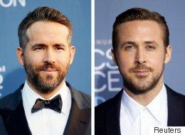 It's A Ryan vs. Ryan Showdown At The Golden Globes