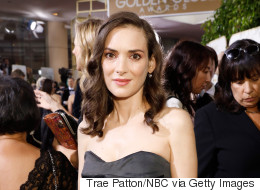 Winona Ryder Now Looks Like Winona Ryder 26 Years Ago