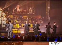 지오디가 세월호 리본을 달고 콘서트한 이유(사진)