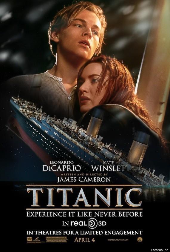 Titanic Filme