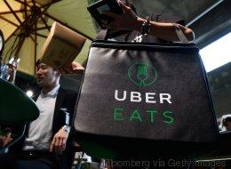 UberEATS débarque à Montréal (La Presse)