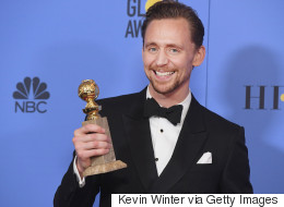 Tom Hiddleston Called Out For 'Self-Indulgent' Acceptance Speech