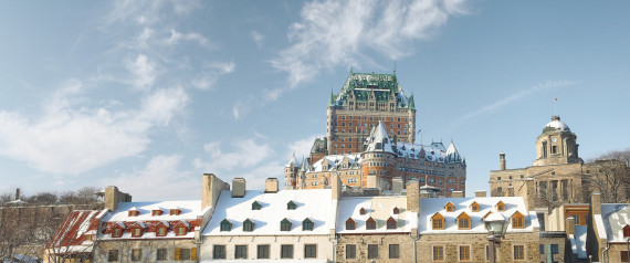 QUEBEC CITY TOURISM CHATEAU