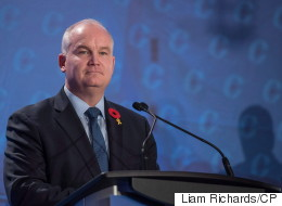 Conservative Leadership Contender Vows Not To Attack Rivals