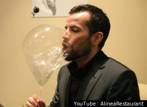 Edible Balloon