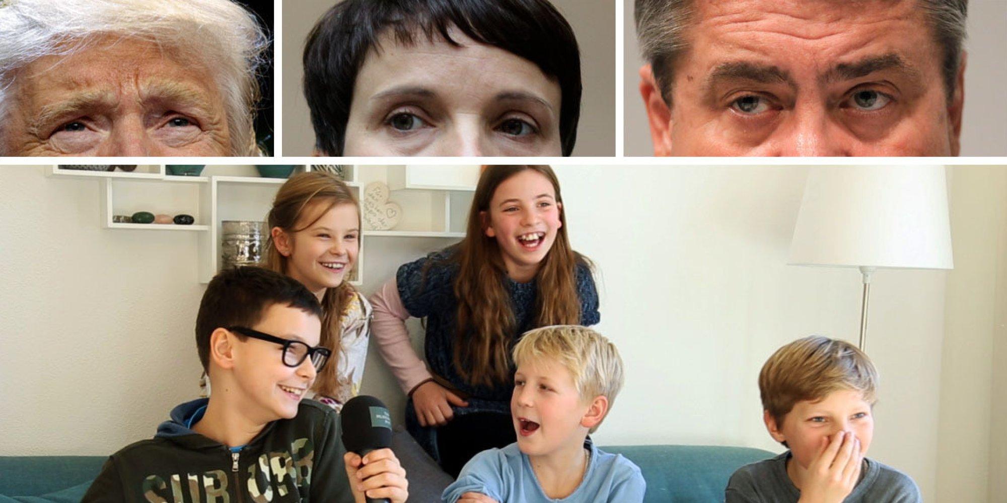 Bildergebnis für Frauke Petry Kinder
